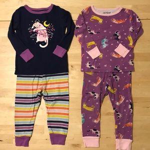 Cat & Jack   2T Pajama Set